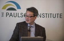 Victor Cha Discusses China-North Korea Relations at Paulson Institute Contemporary China Speakers Series_1