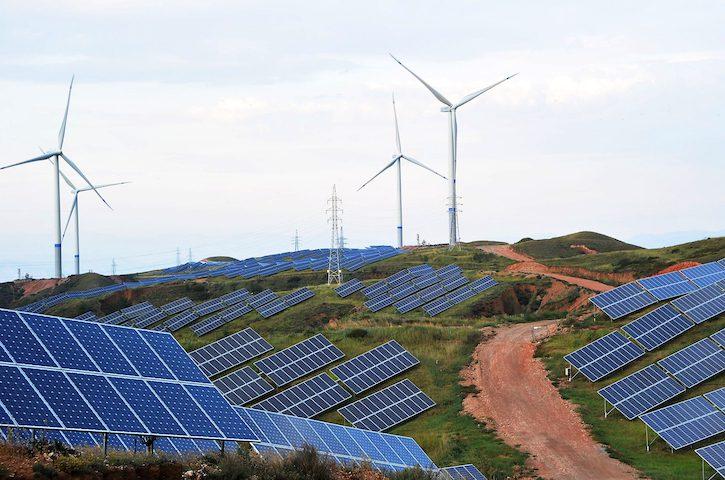 图片说明:新政策增添明确的经济激励措施,旨在提高中国的可再生能源消纳能力。(照片:VCG/Stringer/Getty Images)