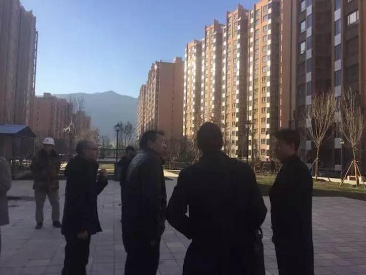 北安河新型城镇化示范项目位于京郊,最近已有约2万人入住。