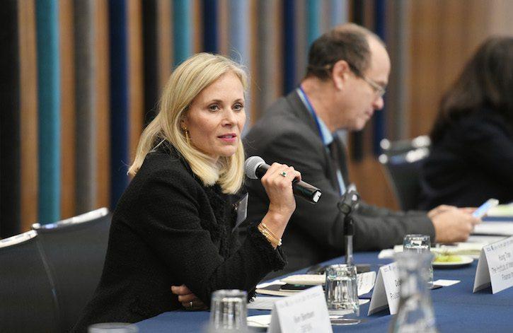 保尔森基金会副主席戴青丽畅谈中国绿色金融的发展与未来。
