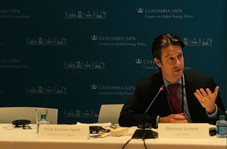 Dietmar Columbia