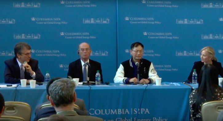 Green Finance BRI Columbia Conference