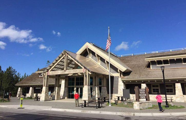 美国大峡谷国家公园访客服务中心©保尔森基金会
