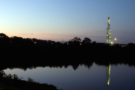 Shale gas Photo Web