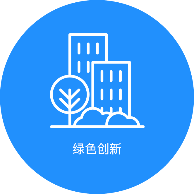category icon 绿色创新