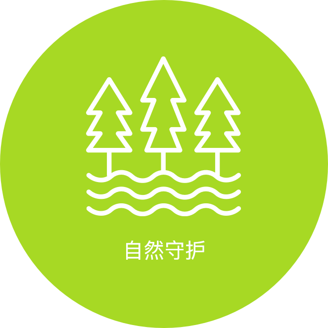 category icon 自然守护